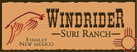 Windrider Suri Ranch - Logo