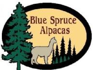 Blue Spruce Alpacas LLC - Logo