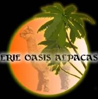 Erie Oasis Alpacas - Logo