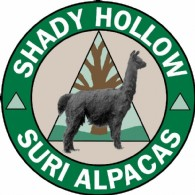 Shady Hollow Suri Alpacas - Logo