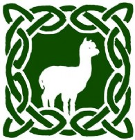 Celtic Knot Alpacas - Logo