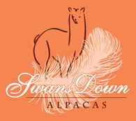 SwansDown Alpacas - Logo