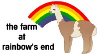 The Farm at Rainbow's End - Logo