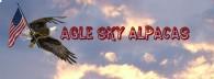 Eagle Sky Alpacas - Logo
