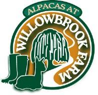 Alpacas at Willowbrook Farm - Logo
