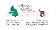 Kellogg's Alpacas - Logo