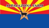 Alpacazona Farm - Logo