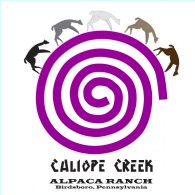 Caliope Creek Alpaca Ranch - Logo
