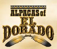 Alpacas of El Dorado - Logo