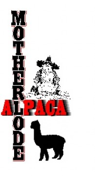 Alpaca At The Motherlode - Logo