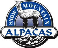 Snow Mountain Alpacas - Logo