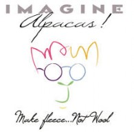 Imagine Alpacas! - Logo