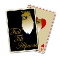 Full Tilt Alpacas - Logo