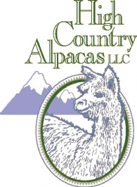 High Country Alpacas, LLC  - Logo
