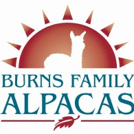 Burns Family Alpacas - Logo