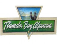 Thunder Bay Alpacas - Logo