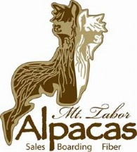 Mt. Tabor Alpaca Farm - Logo