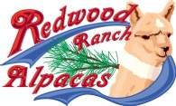 Redwood Ranch Alpacas, LLC - Logo