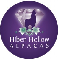 Hiben Hollow Alpacas, LLC - Logo