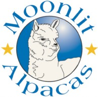 Moonlit Alpacas, LLC - Logo