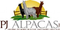 PJ Alpacas, Inc. - Logo