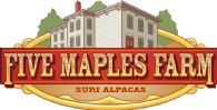 Five Maples Suri Farm - Logo