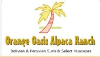 Orange Oasis Alpaca Ranch - Logo