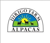 Dirigo Farm Alpacas - Logo