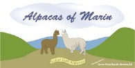 Alpacas of Marin - Logo