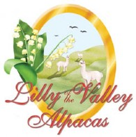 Lilly of the Valley Alpacas - Logo