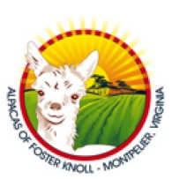 Alpacas of Foster Knoll - Logo
