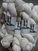 Photo of Alpaca Yarn~Natural White