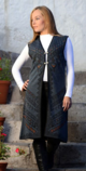 Photo of Reversible Knitted Vest