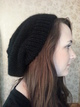 Photo of Alpaca Slouchy Hat
