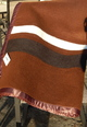 Photo of Alpaca Blanket Felted Double Layered