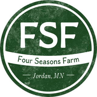 Four Seasons Farm (FSF) Dairy Goats - Logo