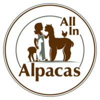 All In Alpacas - Logo