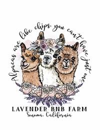 LavenderBnbFarm  - Logo