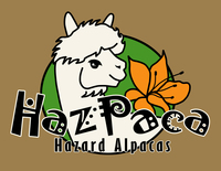 Hazard Alpacas - Logo