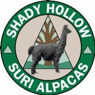 Shady Hollow Suri Alpacas - Logo
