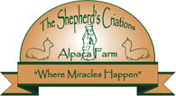 The Shepherd's Criations Alpaca Farm - Logo