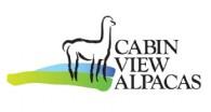 Cabin View Alpacas - Logo