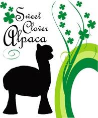 Sweet Clover Alpaca - Logo