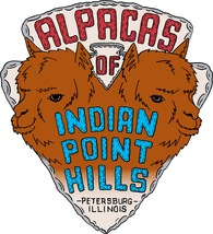 Alpacas of Indian Point Hills - Logo