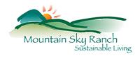 Mountain Sky Ranch - Logo