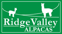 Ridge Valley Alpacas, LLC - Logo