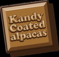 Kandy Coated Alpacas - Logo