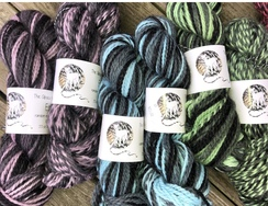 Photo of Yarn-Alpaca- Dyed Random Marle Colors #1