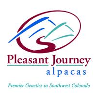 Pleasant Journey Alpacas - Logo