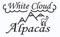 White Cloud Alpacas  - Logo